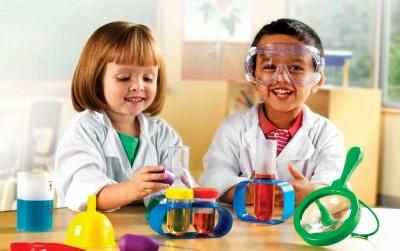 Мама, я экспериментов не боюсь! В них я размышлять учусь!
