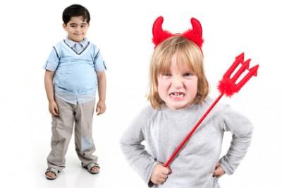 Дети – «тюфяки» и дети – «катастрофы»