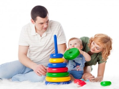 Формирование речевых навыков у детей первого года жизни